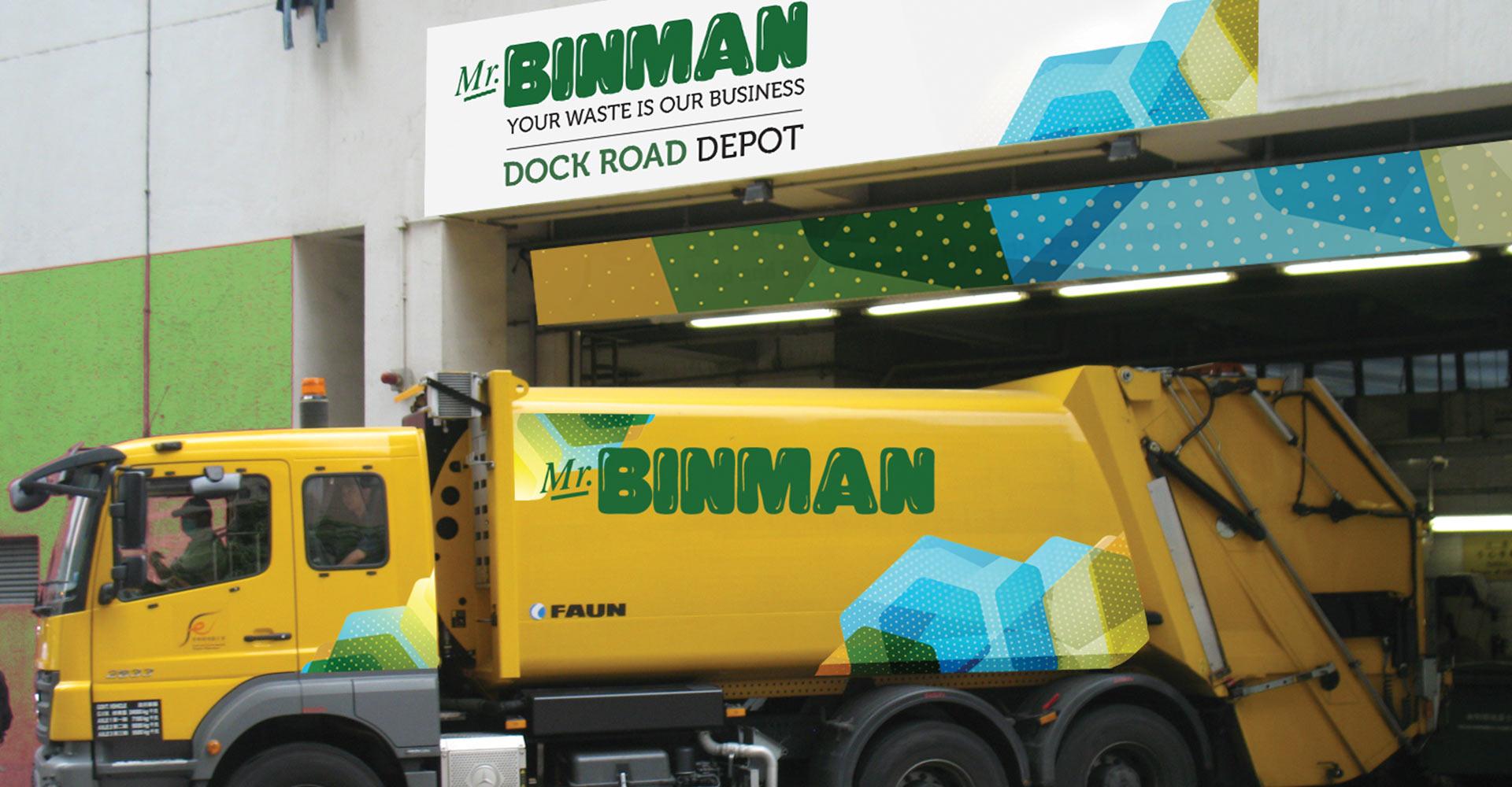 Mr Binman